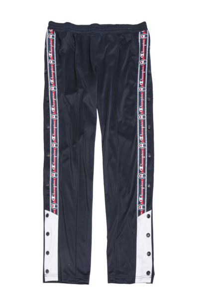 Champion Reverse Weave Long Snap Pants Navy
