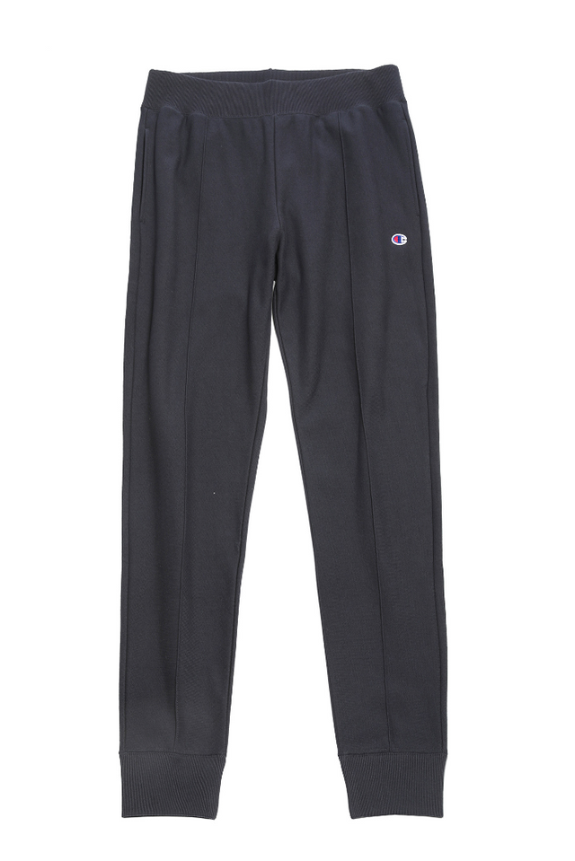 Champion Rib Cuff Pants Blue