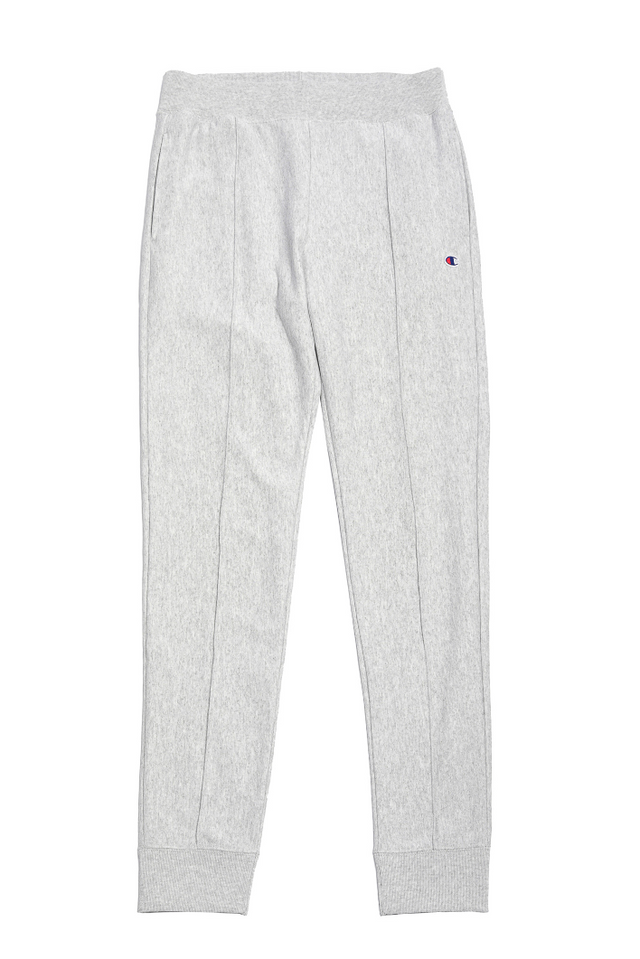 Champion Rib Cuff Pants Grey