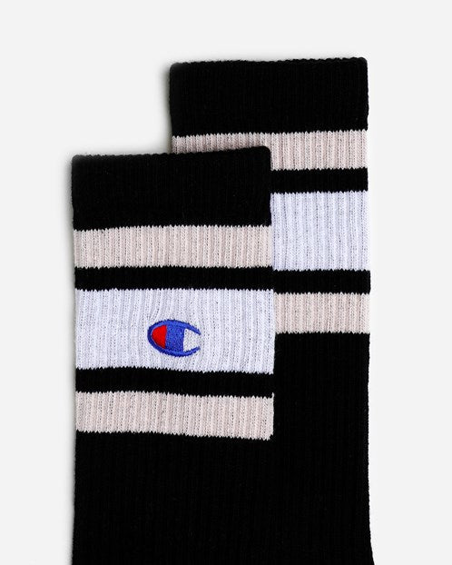 Champion Reverse Weave Color Block Socks