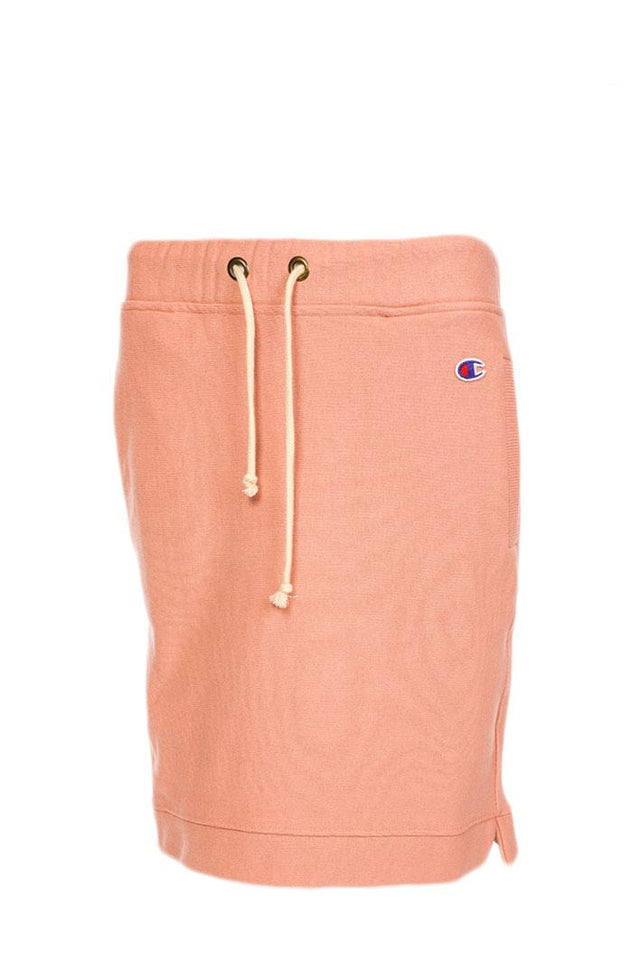 Champion Reverse Weave Skirt Pink