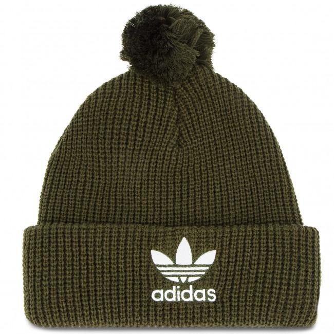 adidas Originals Pom Pom Beanie Green