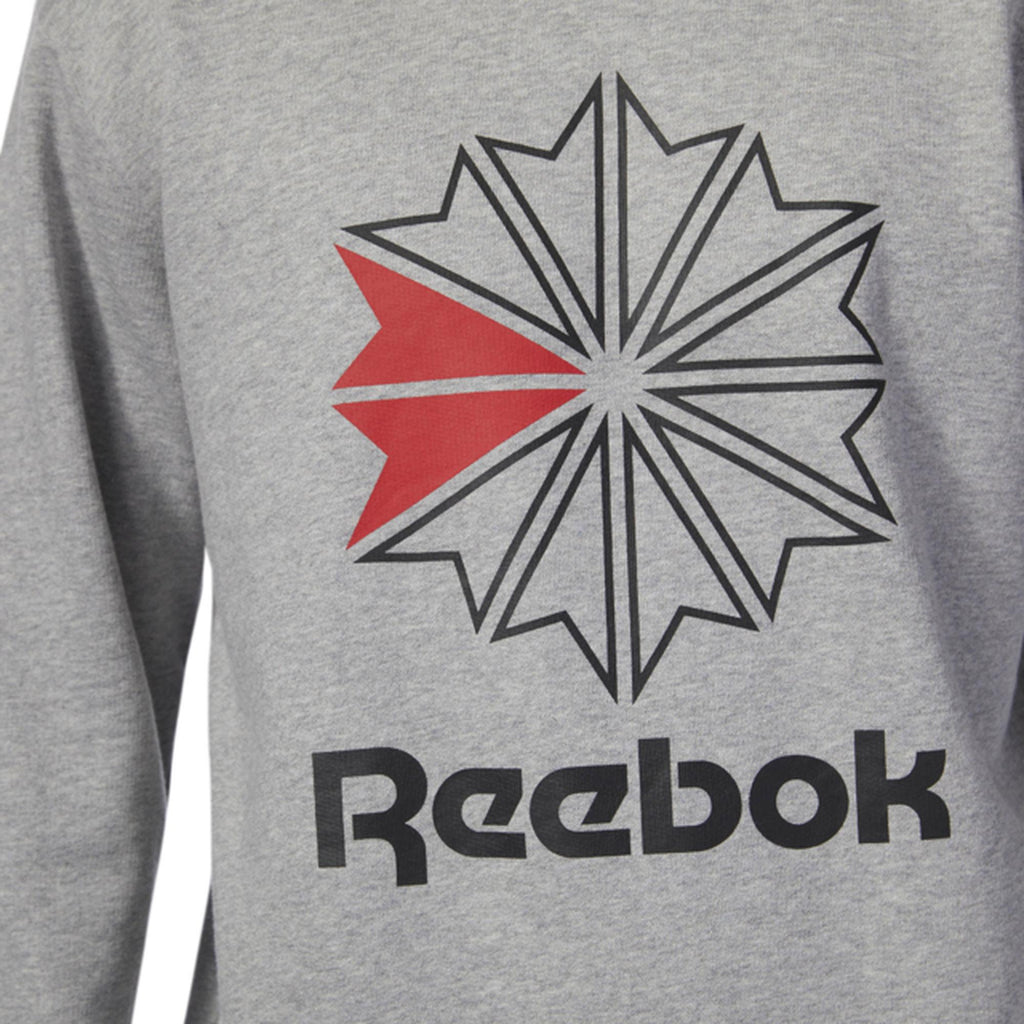 Reebok Classic French Terry Big Iconic Crewneck DM5160
