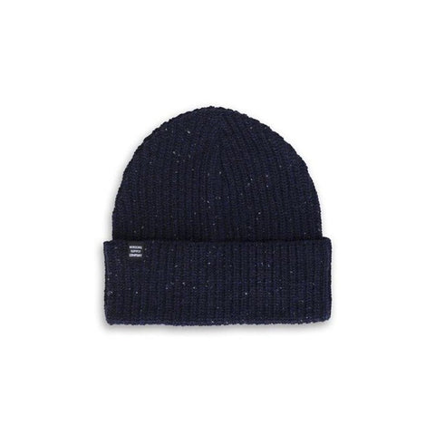 Herschel Supply Quartz Beanie Navy 1003-0538
