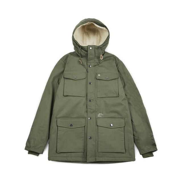 OBEY Heller Jacket Army