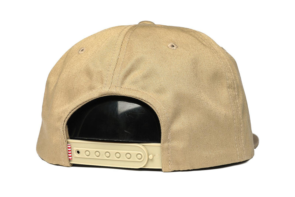Herschel Supply Scope Snapback Cap Khaki 1080-0487