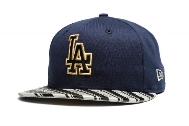 New Era Cap 5950 Jersey Stripe LA