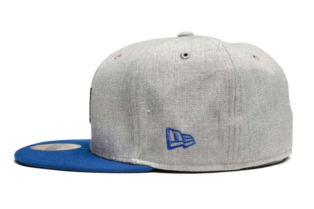 New Era 5950 Heather Patched NEWERA