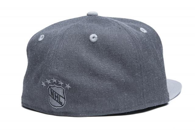 Copy of New Era 5950 Heather Top Los Angles Kings