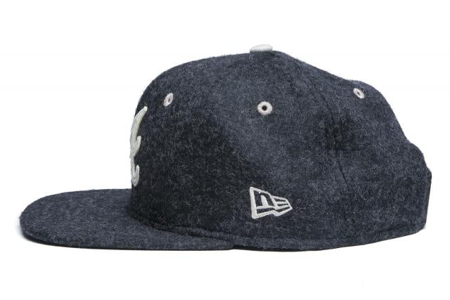 New Era 950 Felt Wool Snap Atlanta Braves