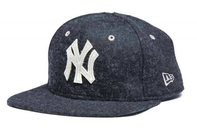New Era 950 Felt Wool Snap New York Yankees