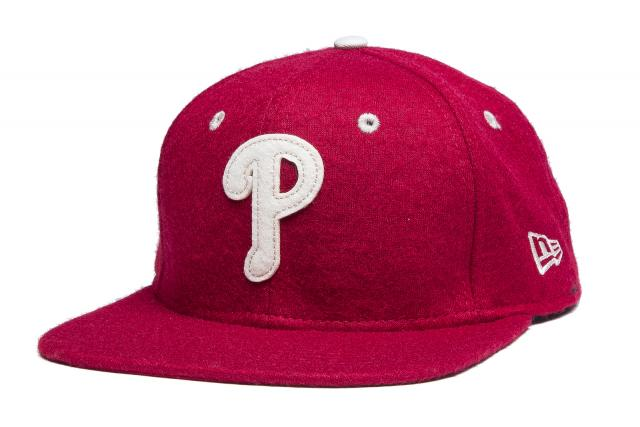 New Era 950 Felt Wool Snap Philadelphia Phillies