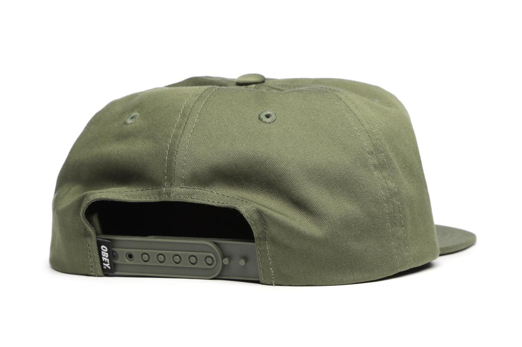 OBEY Commisioner Snapback Army