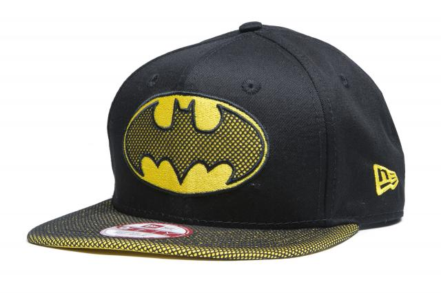New Era Cap 950 Character Mesh Batman