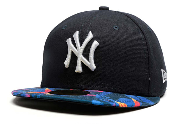 New Era Cap 5950 Birds Of Paradise NY