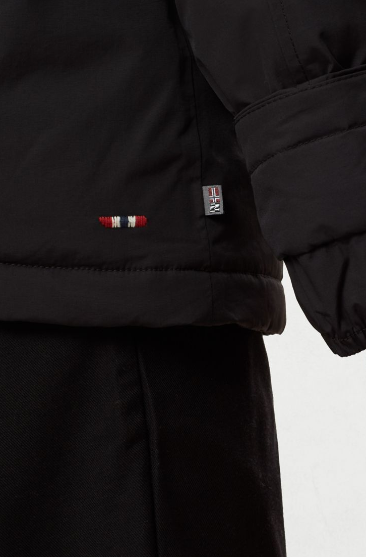 Napapijri Tribe Rainforest Pocket Jacket Black