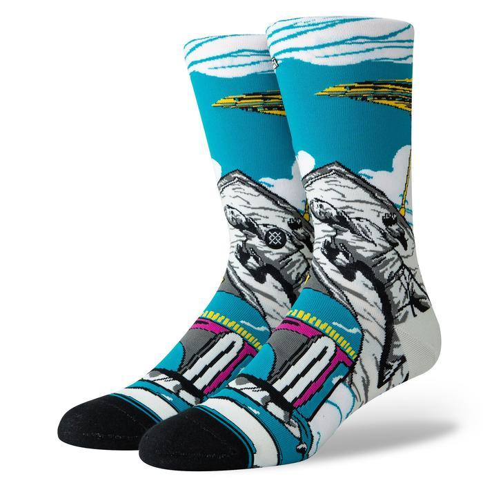 STANCE Star Wars Socks Warped Boba