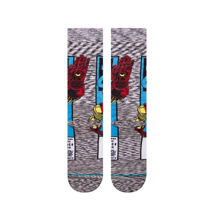 STANCE Marvel Socks Iron Man Comic