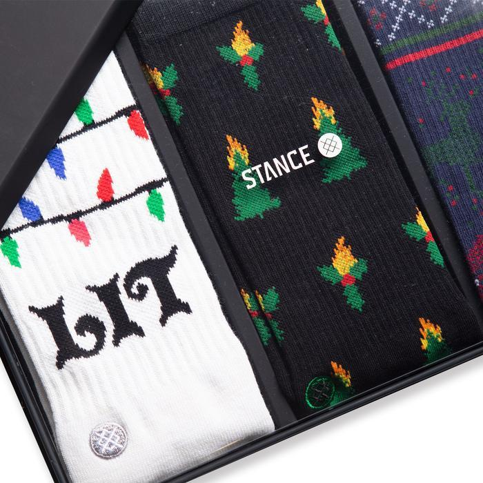 STANCE Socks Tis The Season 3 Pack