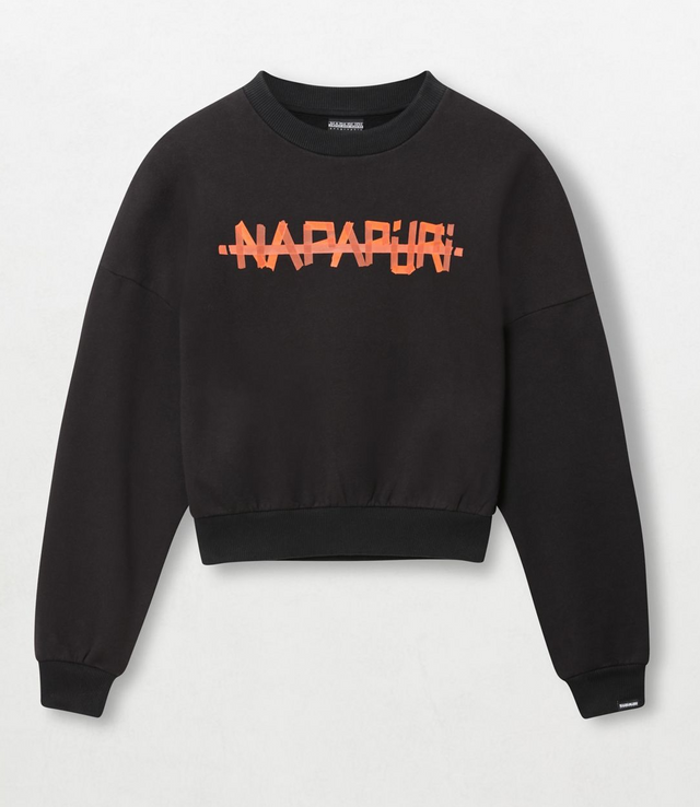 Napapijri Tribe Sweatshirt Bolt W Black