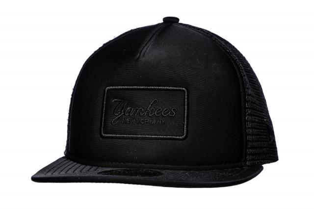 New Era 950 Emblem Foam Black Snapback Cap