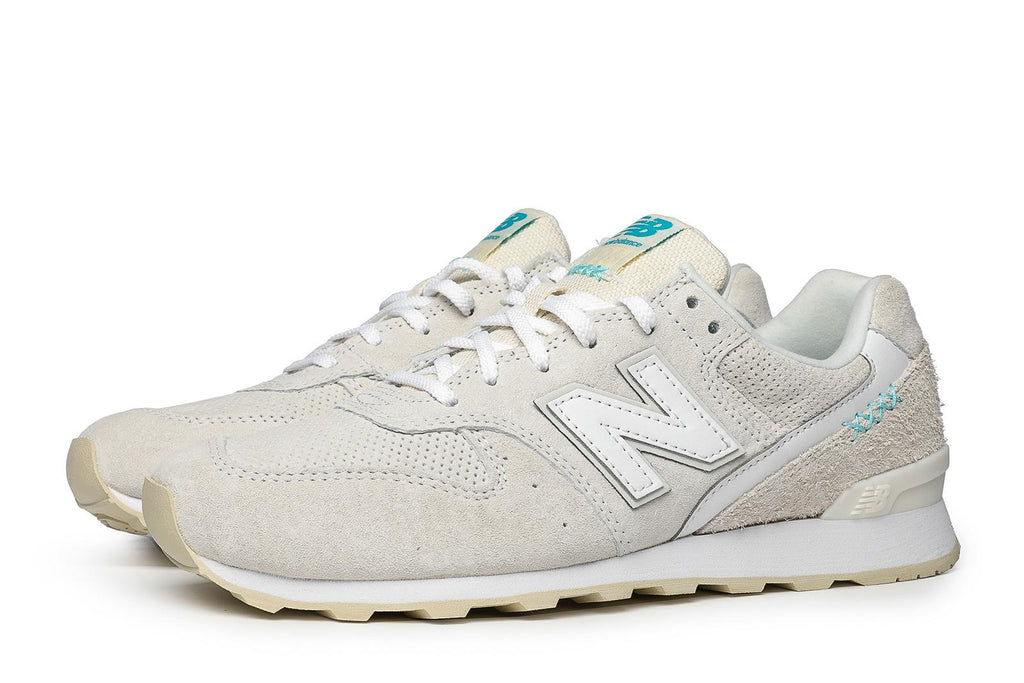 New Balance WR 996 BH Sneakers 36 White Suede