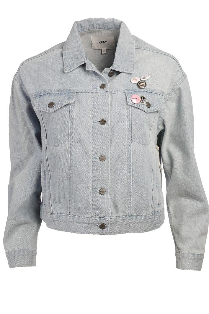 OBEY Lemmy Denim Jacket