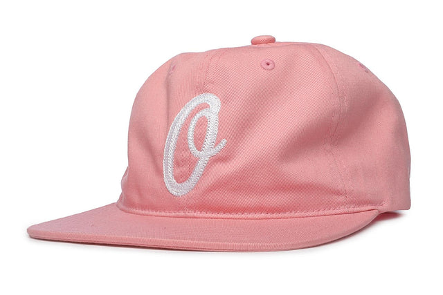 OBEY Obey Bunt II 6 Panel Pink Hat