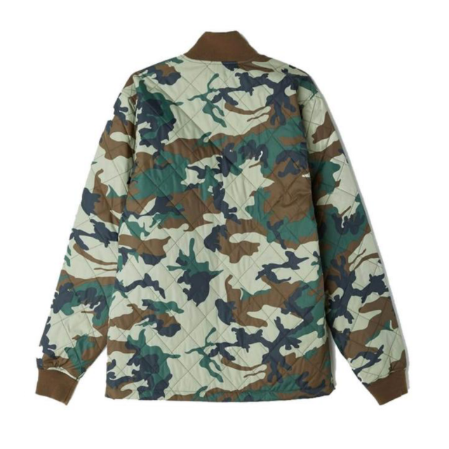OBEY Creeper Savage Jacket Camo