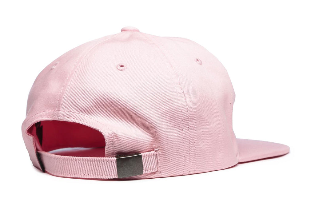 OBEY Creeper 6 Panel Hat Pink