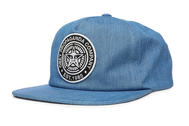 OBEY Established 89 Snapback