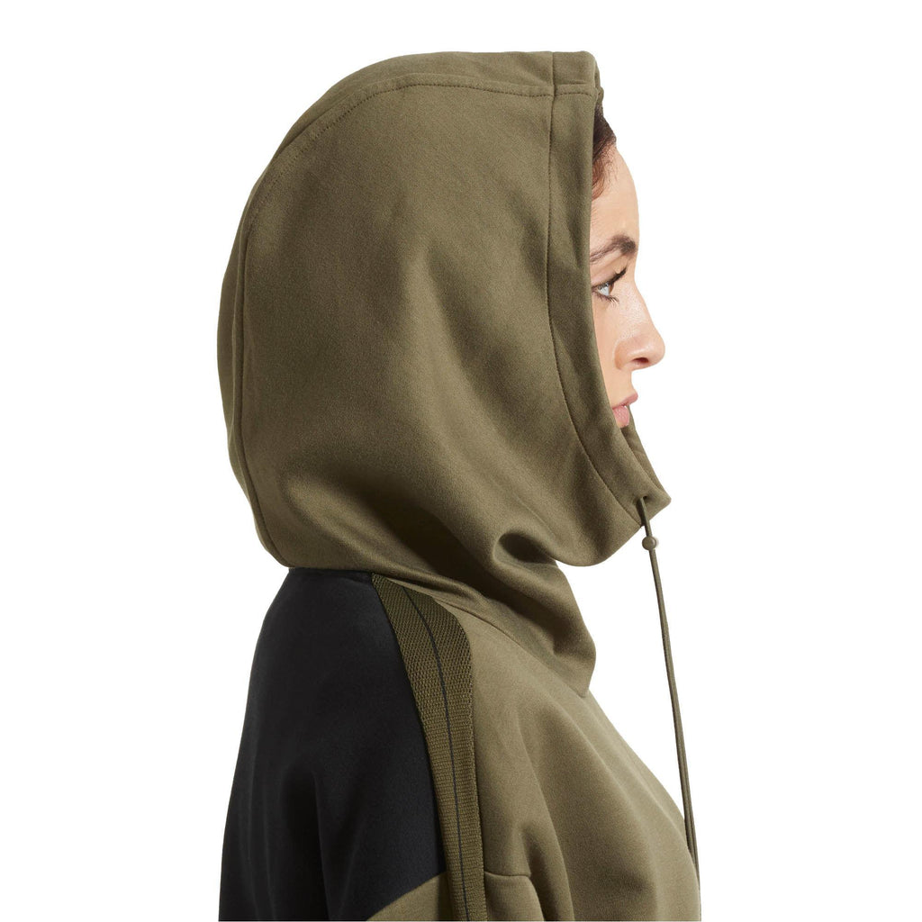 Puma Women's Tape Funnel Neck Hoodie