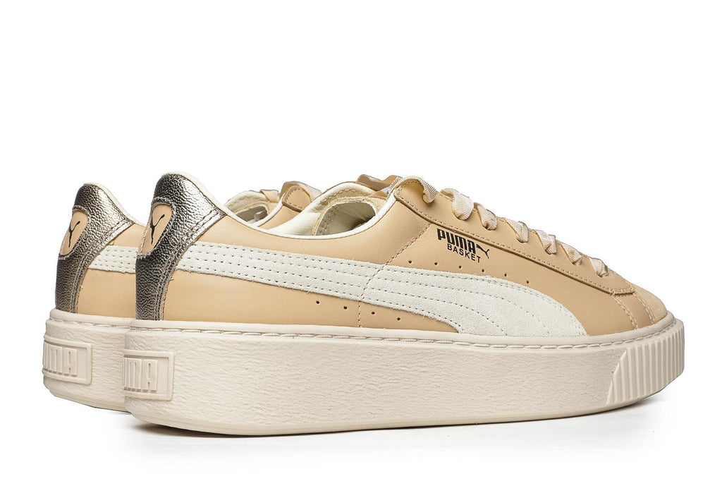 Puma Bakset Platform Up Women's Sneakers