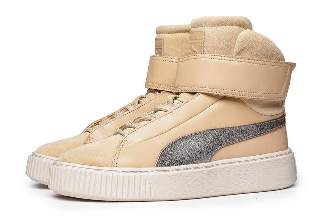 Puma Basket Platform Mid Up Women's Sneakers