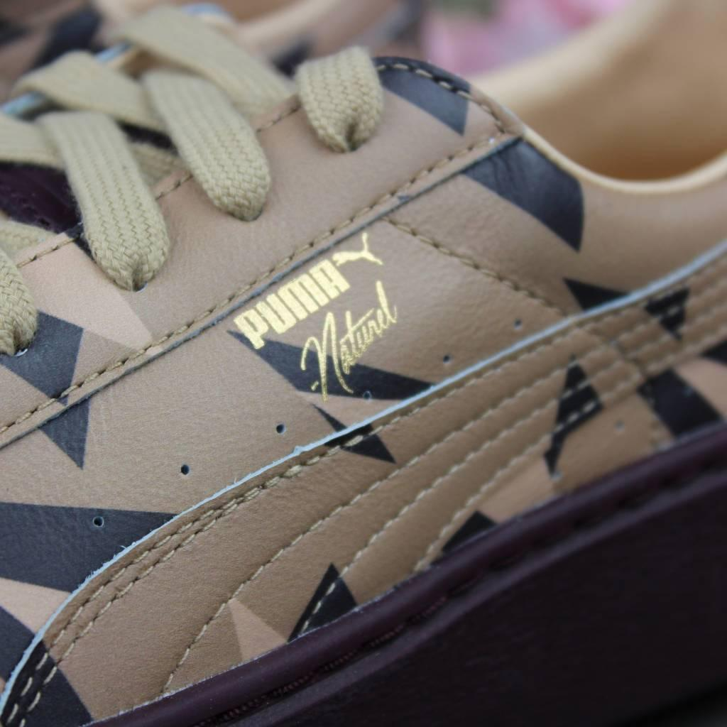 Puma x Naturel Platform Cheetah Sneakers