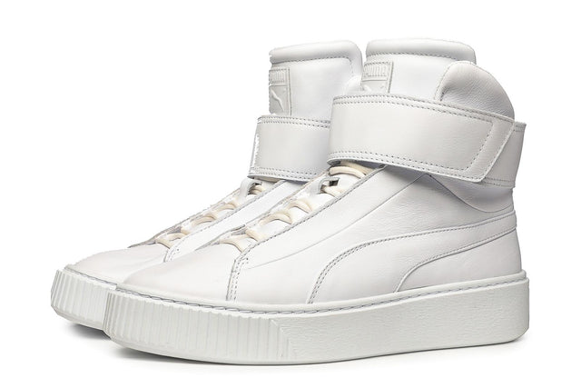 Puma Platform Mid Women's High Tops Sneakers