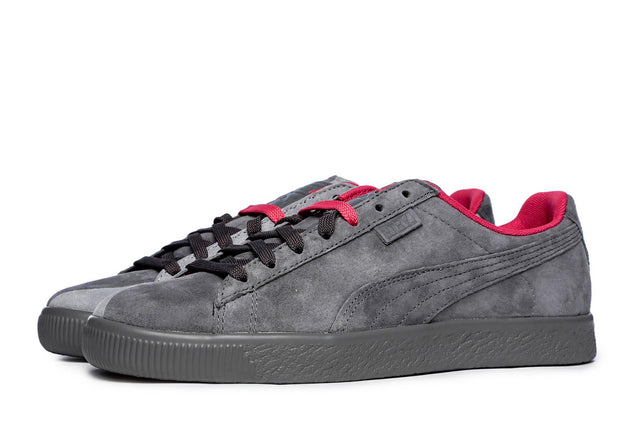 Puma x Staple Clyde NTRVL Sneakers Grey