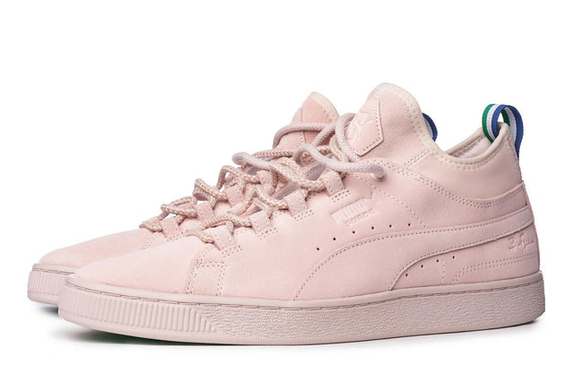 Puma PUMA x BIG SEAN Suede Mid Trainers