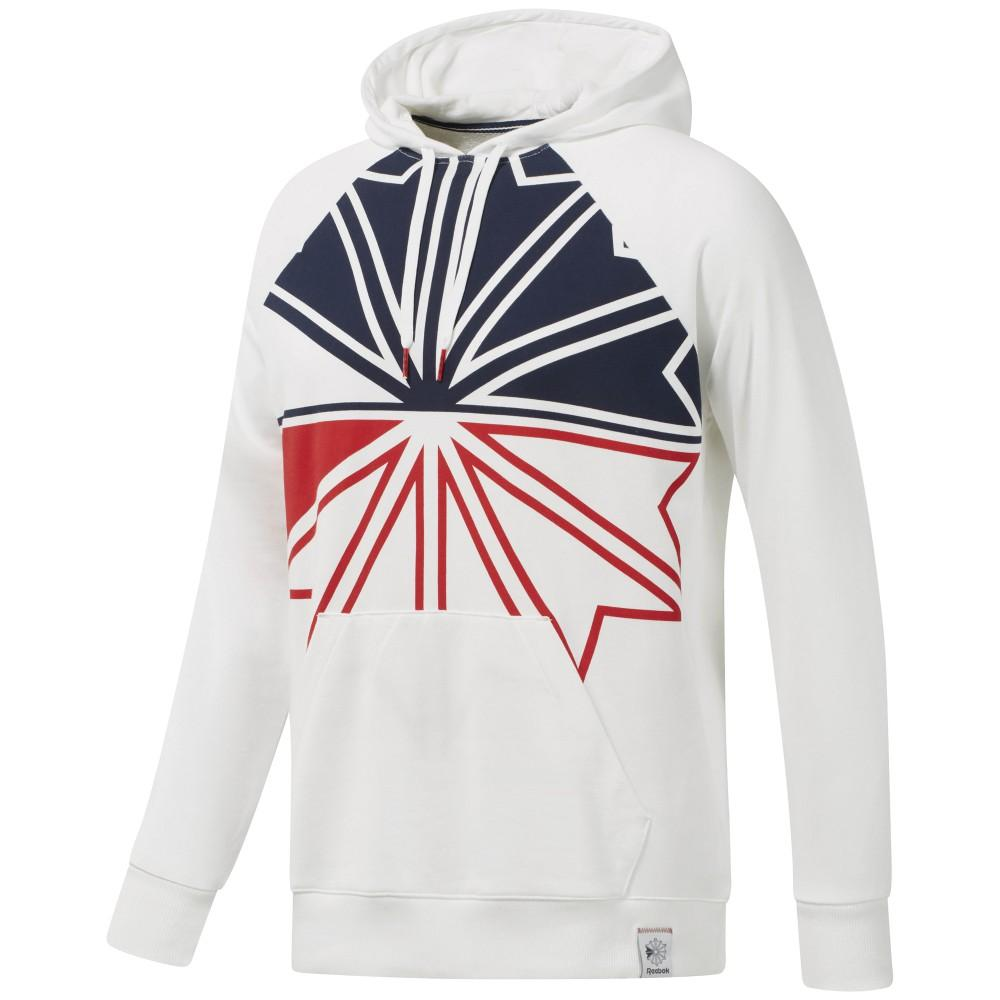 Reebok Classics Starcrest White Hoodie DH2047