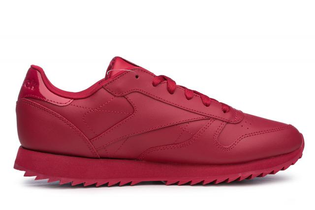 Reebok Classic Leather Sneakers Cranberry Red / CN5121