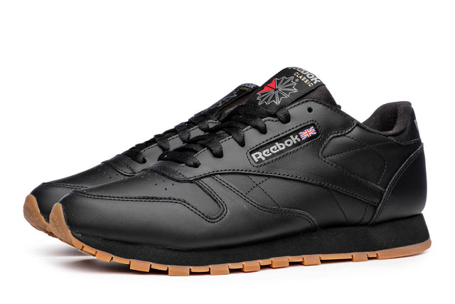 Reebok Classic Leather Sneakers Black 49800