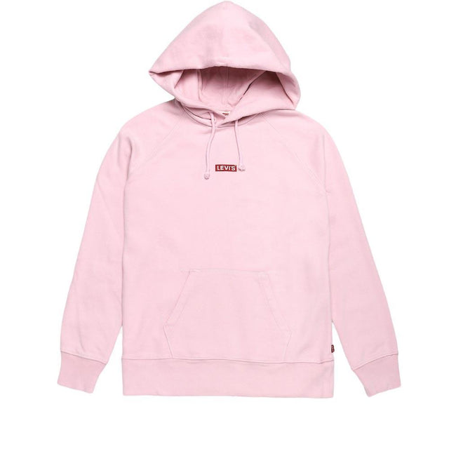 Levi's® Graphic Box Logo W Hoodie Pink