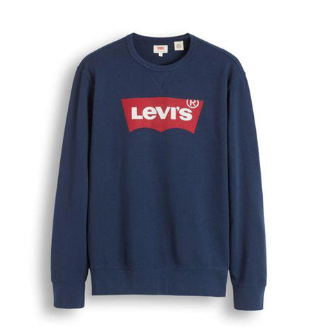 Levi's® Graphic Batwing Graphic Logo Crewneck