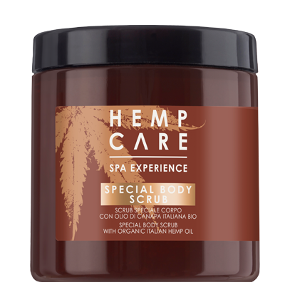 HEMP CARE Special Body Scrub