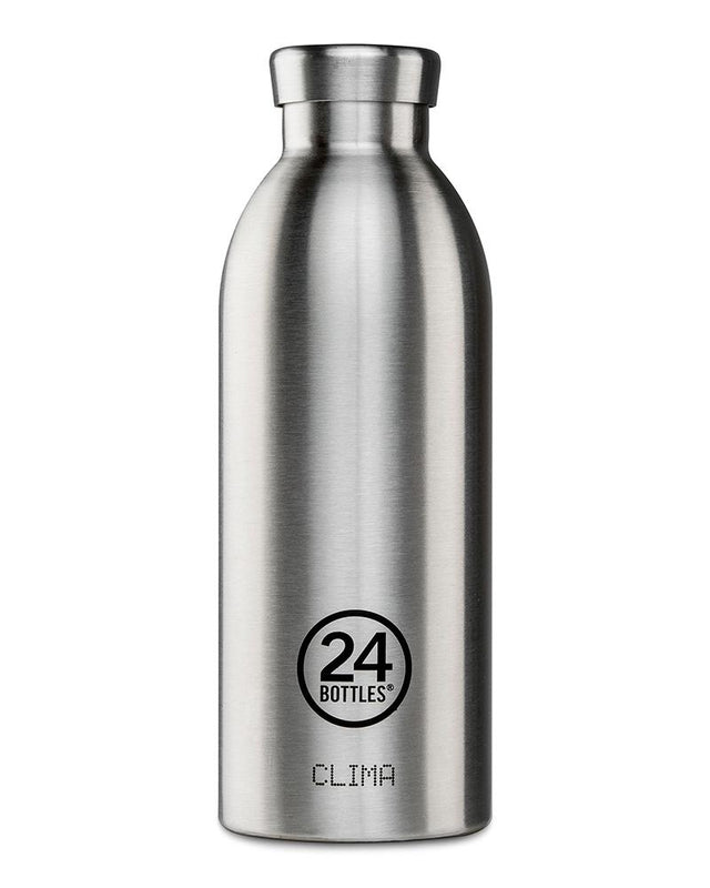 24Bottles Clima Bottle Steel 500 ml
