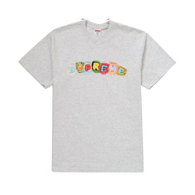 Supreme Pillows Tee Ash Grey