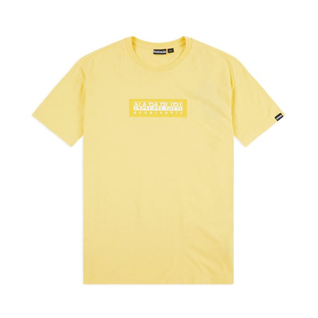 Napapijri Tribe Sox Yellow Sunshine T-shirt