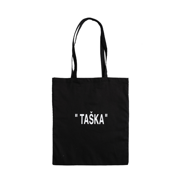 "Brands24 tote ""TAŠKA"" Black"