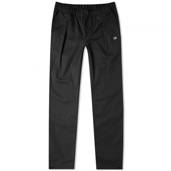 Champion Reverse Weave Straight Hem Pants Black