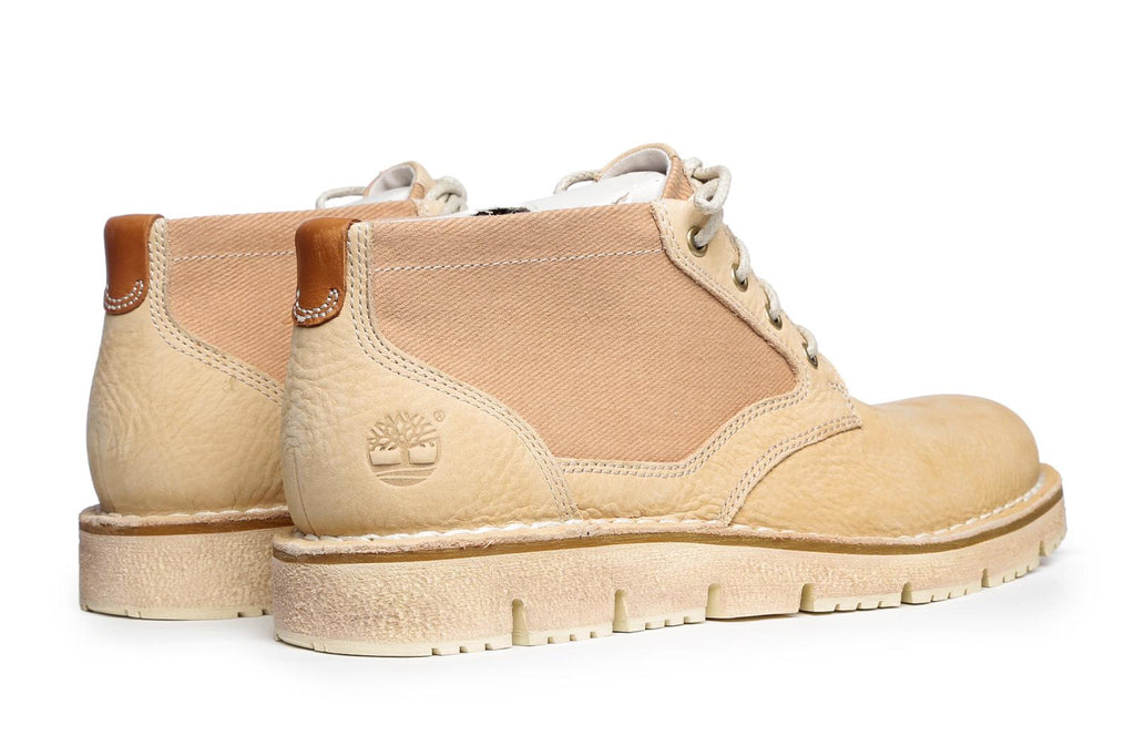 Timberland Westmore Leather and Fabric Chukka Shoes